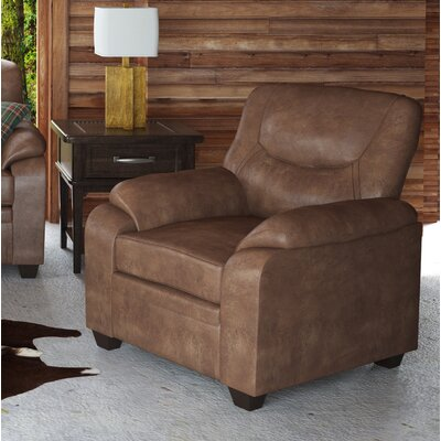 Evaro Plush Armchair