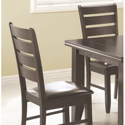Castle Cliff Dining Table Finish: Cappuccino