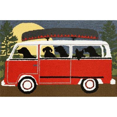 Folsom Camping Trip Doormat