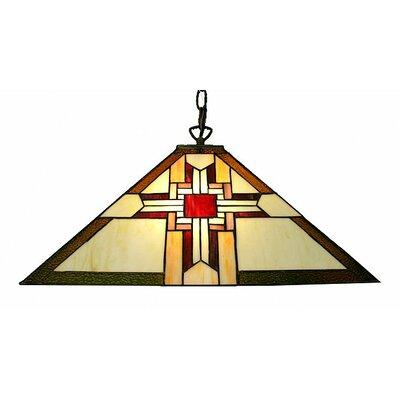 Jace Style 2-Light Pendant