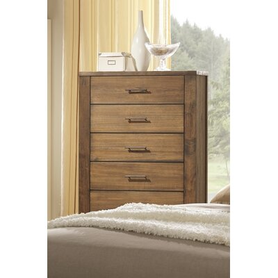 Cayuse 5 Drawer Chest