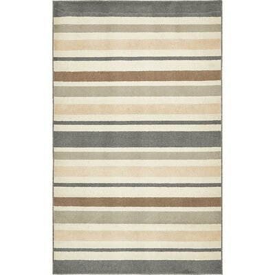 Giovanni Multi-Colored Indoor Area Rug Rug Size: 5 x 8