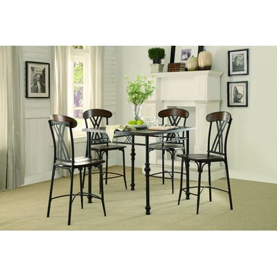 High Plain 5 Piece Dining Set