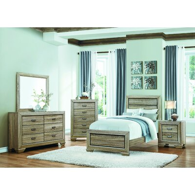 Henry Panel Customizable Bedroom Set