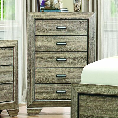 Henry 5 Drawer Chest