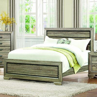 Henry Panel Bed Size: Queen