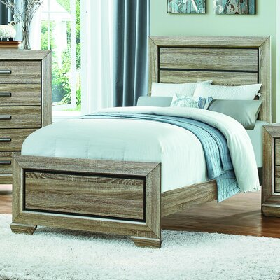 Henry Panel Bed Size: Twin