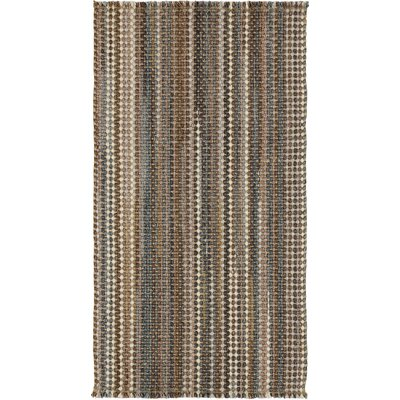 Porcupine Mountains Hues Tan Area Rug Rug Size: 7 x 9