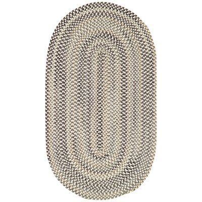 Rainmaker Smoke Area Rug Rug Size: Concentric Square 56