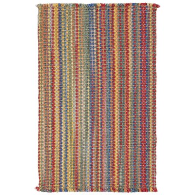 Porcupine Mountains Bright Area Rug Rug Size: 8 x 11