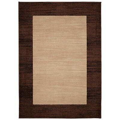 Sanak Light Tan Indoor/Outdoor Area Rug Rug Size: Rectangle 53 x 76