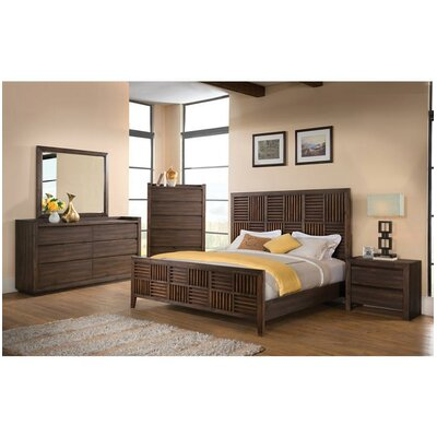 Worden Panel Headboard Size: California King