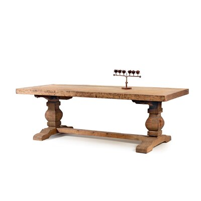 Aurelia Trestle Dining Table