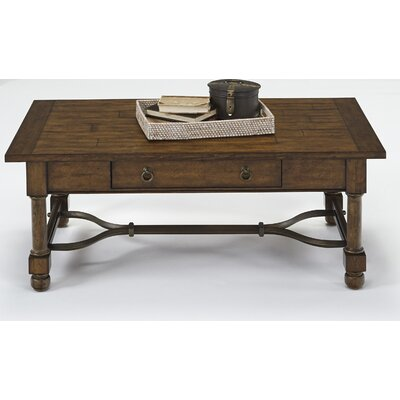 Leda Rectangular Coffee Table