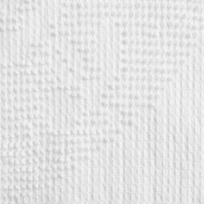 Merrill Pillow Sham Size: King, Color: White