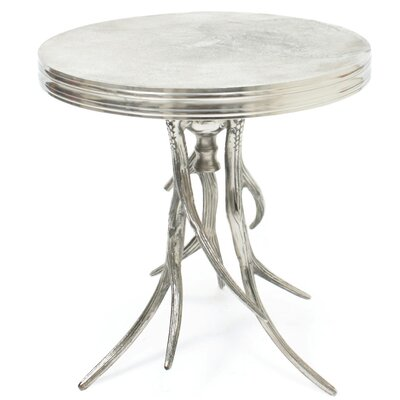 Audette Antler End Table