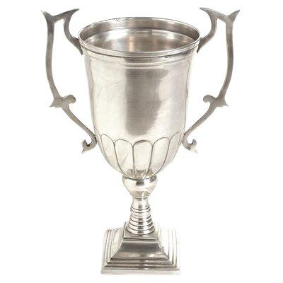Loon Peak Polished Nickel League Cup Trophy