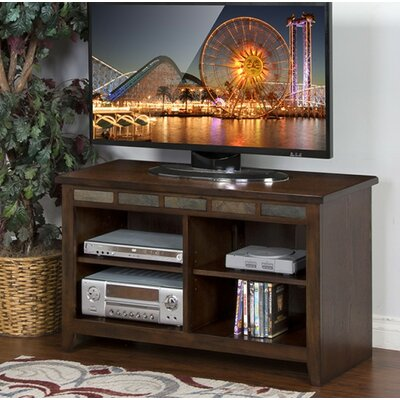 Snow Lake 42 TV Stand
