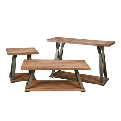 Chadwood X Base 3 Piece Coffee Table Set