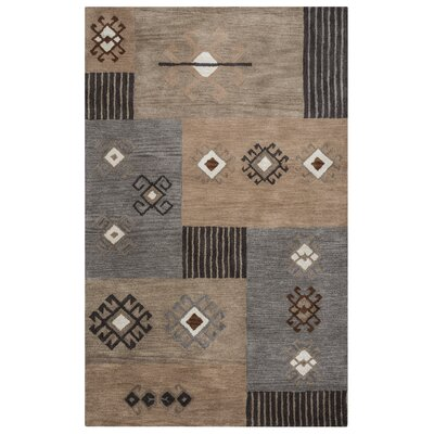 Upper St. Vrain Hand-Tufted Area Rug Rug Size: Rectangle 8 x 10
