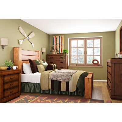 Hilton Panel Configurable Bedroom Set