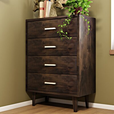 Calavar 4 Drawer Chest