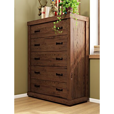 Hilton 5 Drawer Chest