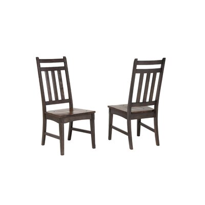 Springwater Slat Back Side Chair