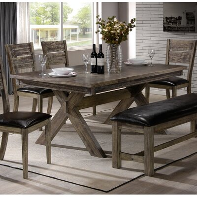Brissac 6 Piece Dining Set