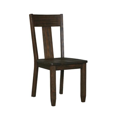 Baxter Solid Wood Dining Chair (Set of 2)