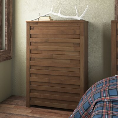 Bear Springs 5 Drawer Chest