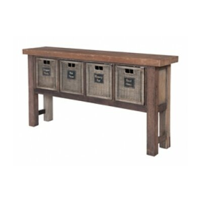 Allensby Reclaimed Wood Console Table