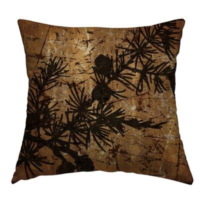 Jupiter Tree Throw Pillow Size: 14 H x 14 W x 4 D