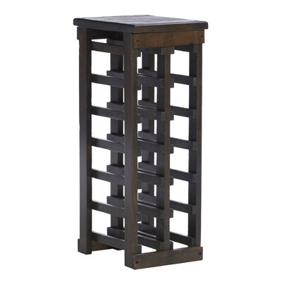 Zanuck 12 Bottle Floor Wine Bottle Rack