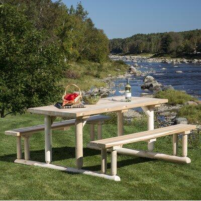 Riverside Picnic Table Hooper - Product photo