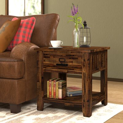 Archstone End Table