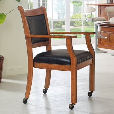 Genoa Arm Chair Finish: Dutch Colonial