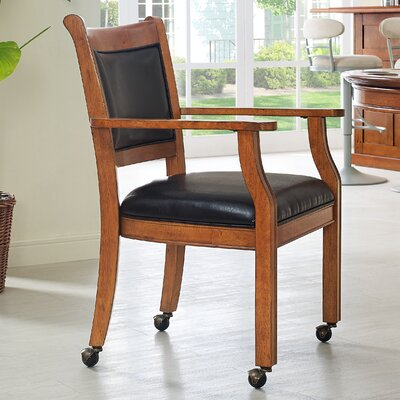 Genoa Arm Chair (Set of 2) Finish: Dutch Colonial
