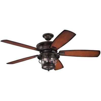 52 Quebec 5 Reversible Blade Ceiling Fan