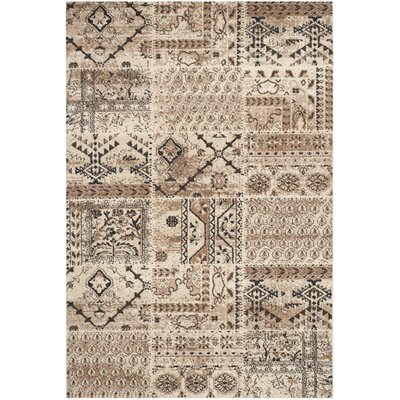 Charlie Area Rug Rug Size: Rectangle 4 x 6