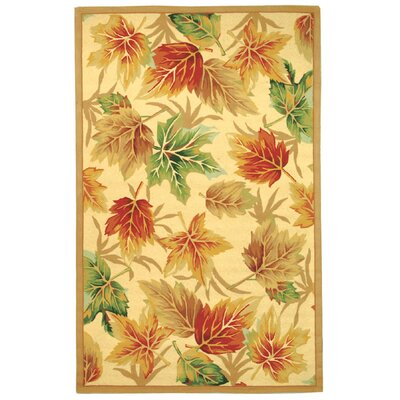 Emiliano Windswept Novelty Area Rug Rug Size: 5'3