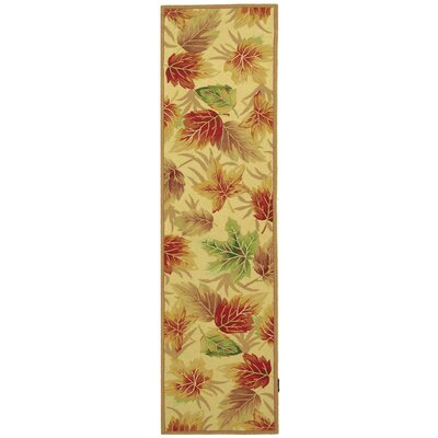 Emiliano Windswept Novelty Area Rug Rug Size: Runner 26 x 8