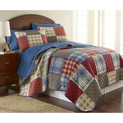 Rocket Quilt Set Size: Twin