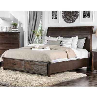 Trenton Platform Bed Size: Queen