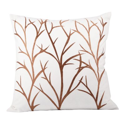 Oppenheim Cotton Throw Pillow