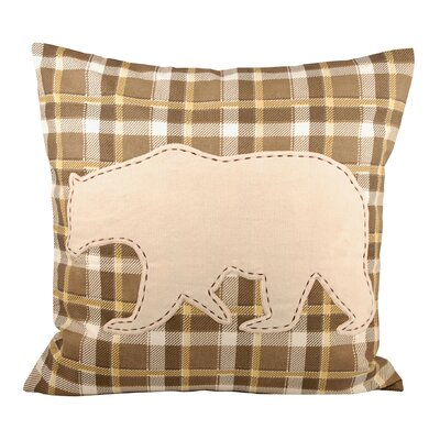 Orchard Park Cotton Throw Pillow