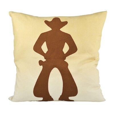 Otisco Cotton Throw Pillow