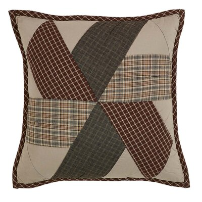 Artana Quilted 100% Cotton Throw Pillow