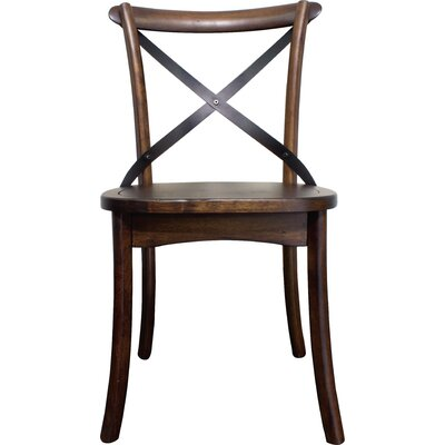 Aguon Solid Wood Dining Chair
