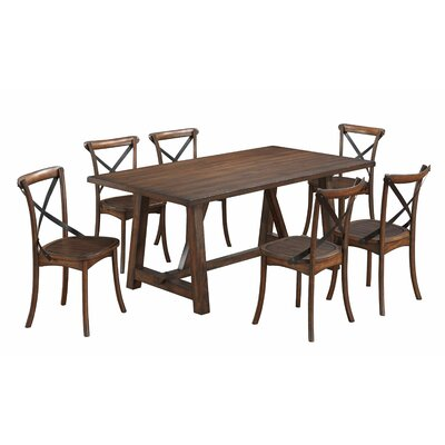Pierrepont 7 Piece Dining Set